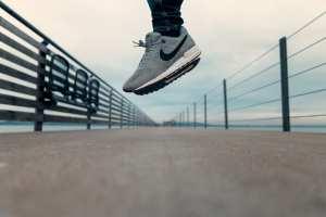 Nike, Jump!