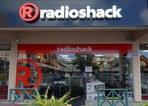RadioShack Full Store