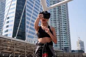 VR in fitness