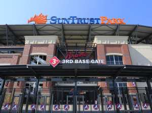 Atlanta Braves SunTrust Park