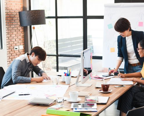 The Future of Workplace is Here