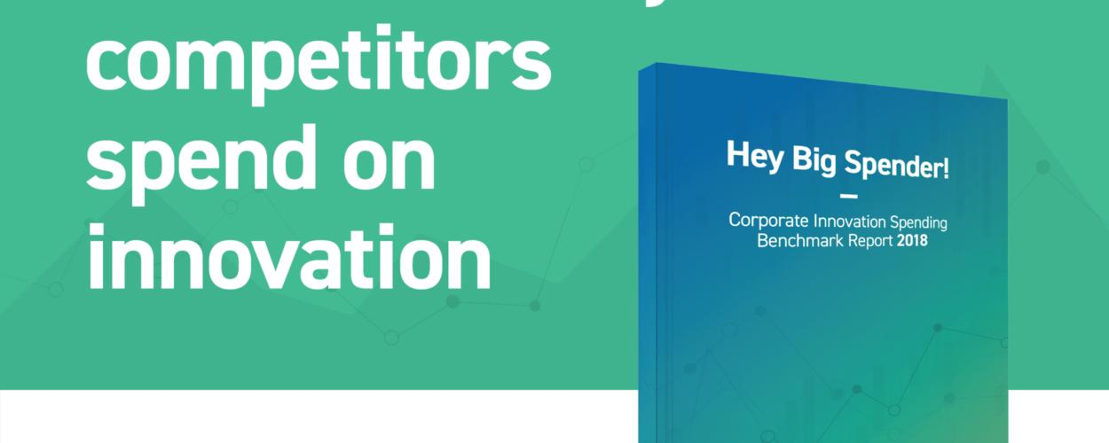 Corporate Innovation Spending Benchmark Report 2018
