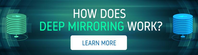 Deep Mirroring CTA - proov